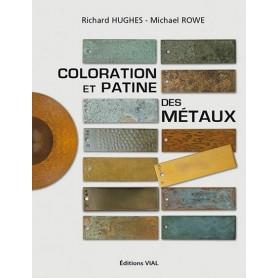 LIVRE COLORATION ET PATINE DES METAUX