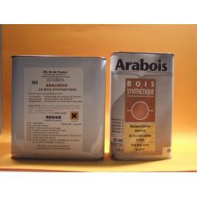 ARABOIS RESINE 750GR.