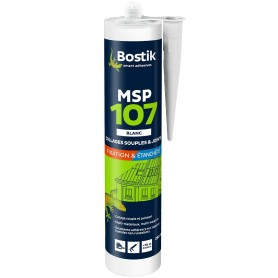 MASTIC MSP 107 BOSTIK 12 X 290 ML CARTOUCHES