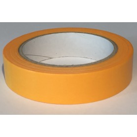 PAPIER ADHESIF ORANGE 25MM
