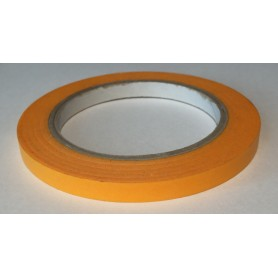 PAPIER ADHESIF ORANGE 9MM