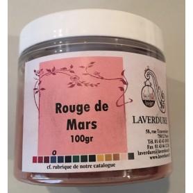 ROUGE DE MARS Boite Petit Modèle 100GR