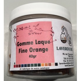 BTE PM GOMME LAQUE FINE ORANGE 60GR