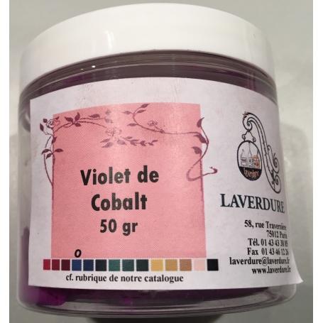VIOLET DE COLBALT Boite Petit Modèle 50GR