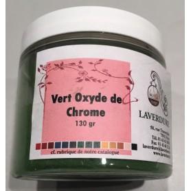 VERT OXYDE CHROME Boite Petit Modèle 130Gr