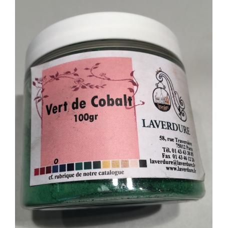VERT DE COBALT Boite Petit Modèle 100Gr