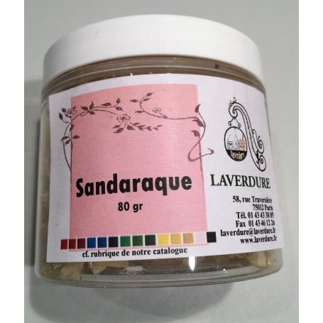 SANDARAQUE Boite Petit Modèle 80Gr