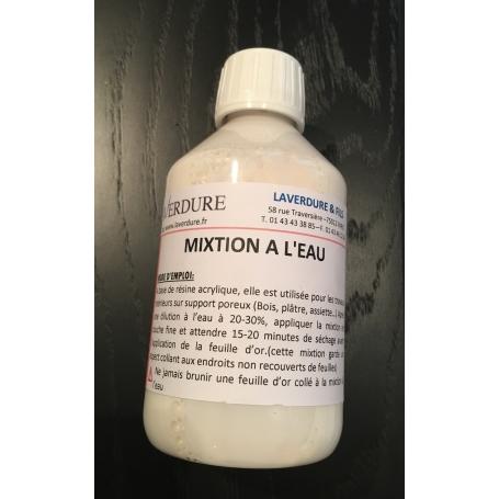 MIXTION A L'EAU 1/4L