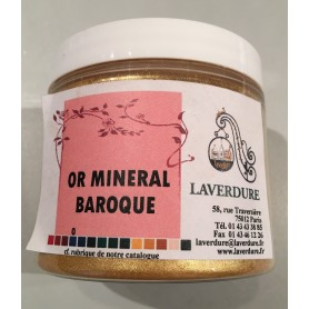 OR MINERAL BAROQUE 50GR