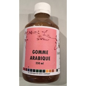 GOMME ARABIQUE LIQUIDE 250ML
