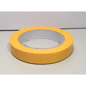 PAPIER ADHESIF ORANGE 19MM