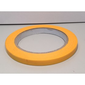 PAPIER ADHESIF ORANGE 6MM
