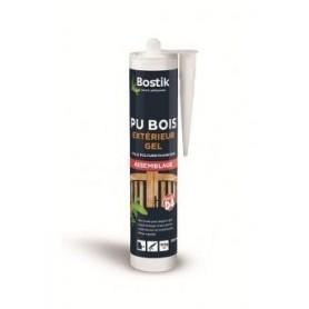 Colle Bostik PU gel bois extérieur
