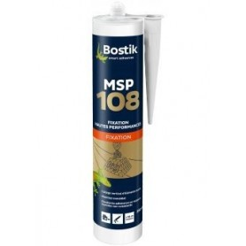 MASTIC MSP 108 BOSTIK 12 X 290 ML CARTOUCHES