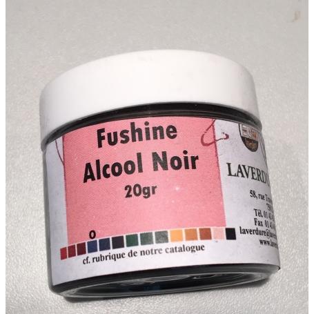 FUSHINE ALCOOL NOIRE BOITE DE 20GR