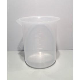 Bécher en polypropylène 500ml