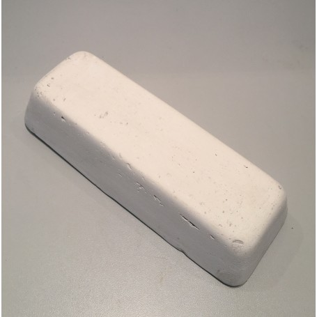 PAIN A POLIR BLANC (pierres, marbres, inox, or , chrome, argent, ...)