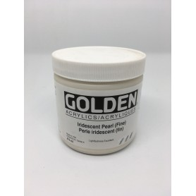 IRIDESCENT GOLDEN SERIE 4 (perle iridescent fin) 473ml