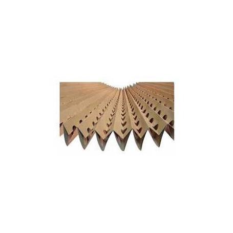 FILTRE CARTON PLISSE POUR CABINE 0.9 X 11.20 ML
