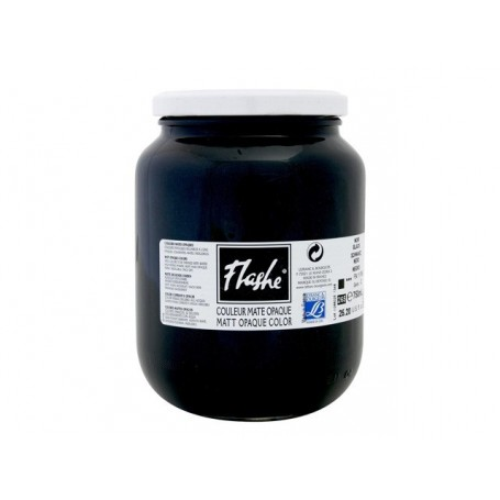 FLASHE NOIR 750ML.