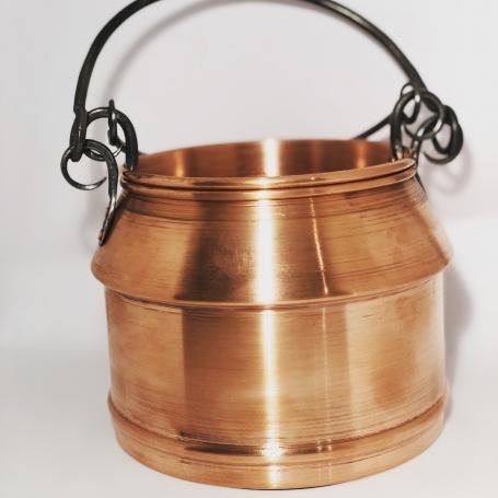 Pot à colle en cuivre 1L