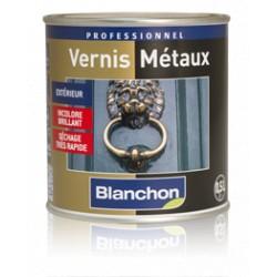VERNIS METAUX INCOLORE BLANCHON x500ml