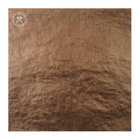 CUIVRE COLLE ROUGE 95mm X 95mm le carnet de 25 feuilles