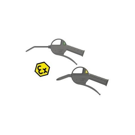 SOUFFLETTE CLEAN'R ATEX EN PLASTIQUE AVEC RACCORD METAL INCLUS