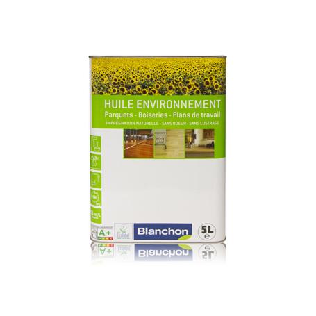 HUILE ENVIRONNEMENT BLANCHON X 5L