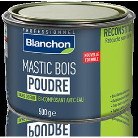 MASTIC BOIS POUDRE BLANCHON BOITE 500G