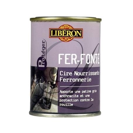 CIRE NOURRISSANTE FERRONNERIE LIBERON 250ML