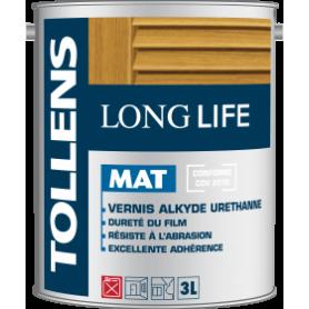 VERNIS LONG LIFE MAT 1 Litre