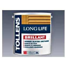 VERNIS LONG LIFE BRILLANT 1 Litre