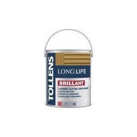 VERNIS LONG LIFE BRILLANT 3 Litres.
