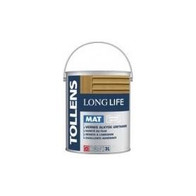 VERNIS LONG LIFE MAT 3 Litres