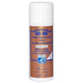 BOMBE VERNIS LEFRANC A TABLEAUX SURFIN 1826 X  400 ML