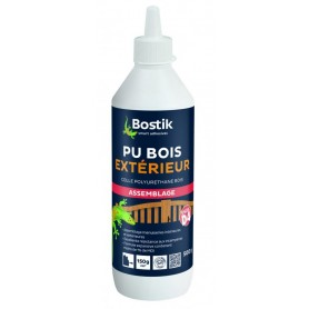 COLLE BOSTIK PU BOIS EXT 250GR