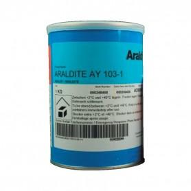 ARALDITE AY103 1KG (à utiliser avec durcisseur HY 956)