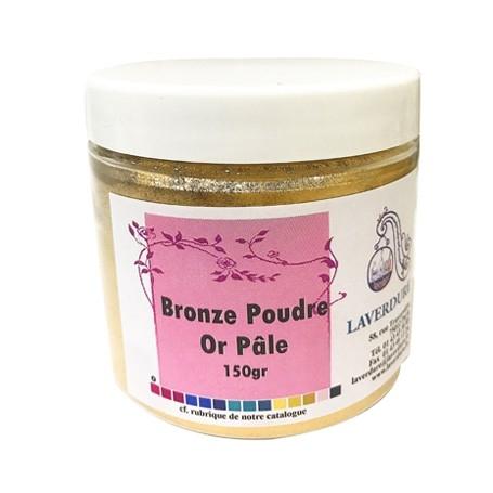 Bronze poudre or pâle