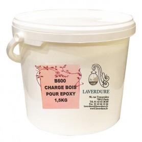 CHARGE BOIS POUR EPOXY x1,5Kg