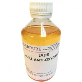 Huile de jade antioxydante