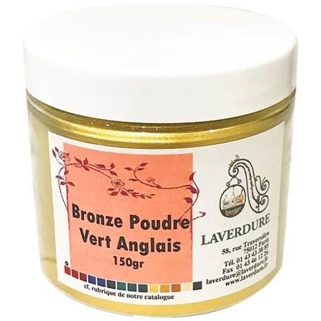 Bronze poudre vert anglais