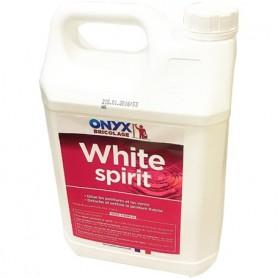 WHITE SPIRIT 5L. Dangereux - Respecter les précautions d'emploi.