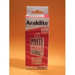 ARALDITE RAPIDE (ROUGE) TUBE GM 2 X 100 ml
