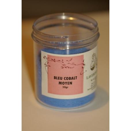 Bleu de cobalt moyen