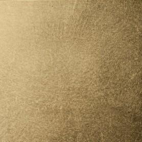 FEUILLES D'OR LIBRE N°15 22 carats demi-jaune foncé x1 carnet