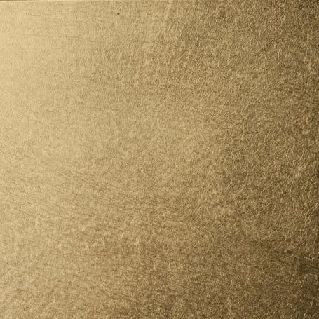 Feuilles d'or libre 22 carats demi-jaune foncé N°15