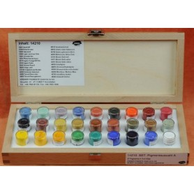 COFFRET KREMER 27 PIGMENTS 3ML