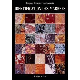 LIVRE IDENTIFICATION DES MARBRES