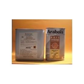 ARABOIS RESINE 2.500KG. S'utilise avec l'Arabois poudre.